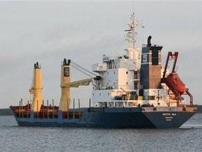 Arctic Sea передан властям Мальты