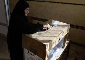 Исламисты получают две трети мест в новом парламенте Египта