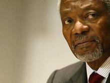 Кофи Аннан призвал украинцев к ответственности