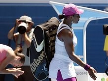 Australian Open: Серена сложила полномочия