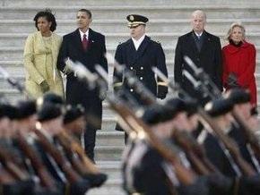 В Вашингтоне начался традиционный инаугурационный парад