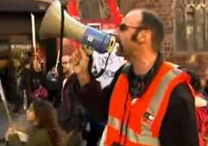 В Британии проходит крупнейшая с 1979 года забастовка