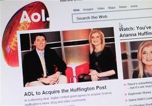 AOL приобретает известнейший новостной сайт почти за треть млрд долларов