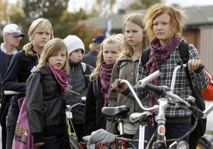 Финских школьников будут наказывать трудом