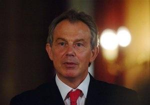 Тони Блэр отдаст доходы от продажи своих мемуаров на благотворительность