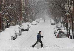 В Украине в результате переохлаждений и обморожений умерли 110 человек