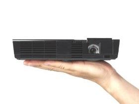500-люменовый светодиодный NEC L50W - начало новой эры проекторов для презентаций