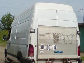 В Полтавской области немец задавил автомобилем собственную дочь