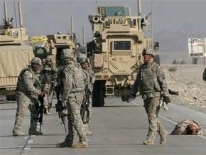 Террорист-смертник атаковал военную базу США в Афганистане