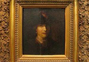 Эрмитаж проверит подлинность днепропетровской картины Рембрандта