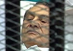 Один из сыновей Мубарака переедет к отцу в больницу - МВД Египта
