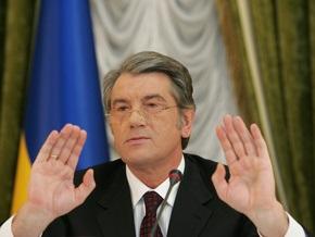 СМИ: Ющенко не будет пересматривать газовые соглашения
