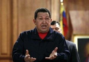Чавес призвал ограничить интернет-свободу