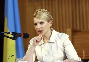 Тимошенко обратится в ПАСЕ в связи с ситуацией вокруг 5 канала и ТВi