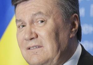 Прямое включение. Фоторепортаж с итоговой пресс-конференции Януковича