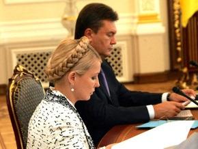 Тимошенко и Янукович сегодня обратятся к украинцам с телеэкранов