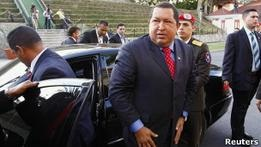 Уго Чавес готов к новой операции на Кубе