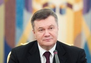В Администрации Януковича объяснили, почему он перенес празднование Дня свободы