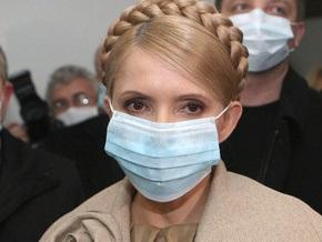 Тимошенко отправилась с рабочей поездкой в Луганскую область