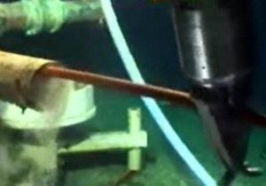 Ученые зафиксировали признаки возможной утечки из скважины в Мексиканском заливе
