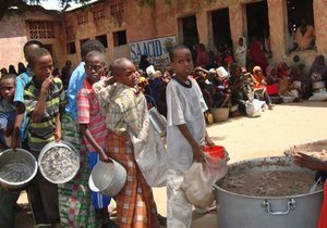 ООН готовится впервые с 1992 года объявить голод в Сомали