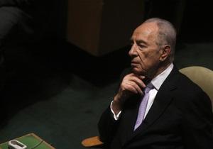 Президент Израиля: Мубарак спас много жизней, предотвратив войну