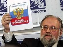 Глава ЦИК России исключает возможность оранжевой революции
