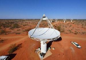 В Австралии построили мощный радиотелескоп