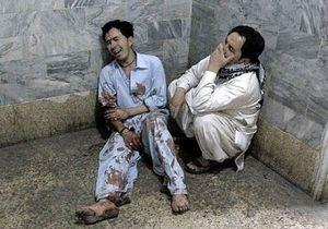 В Пакистане неизвестные обстреляли магазин: шесть человек погибли