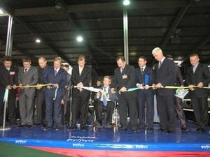Открылась четвертая национальная выставка спортивной индустрии GO!Sport 2010