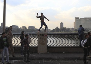 Число жертв беспорядков в Египте возросло до 54 человек