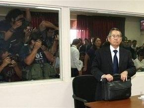 Суд Перу приговорил экс-президента страны к 25 годам лишения свободы