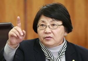 Оппозиция Кыргызстана пообещала провести выборы президента через полгода