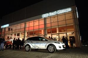 Начал работу новый официальный дилерский центр Mazda  ВиДи Скай Моторз