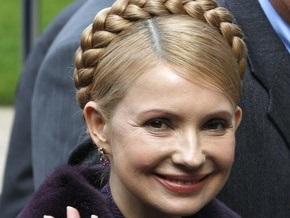 Тимошенко сорвала аплодисменты в Одесском театре