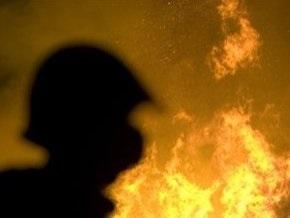 В Киеве на выходных горели две иномарки