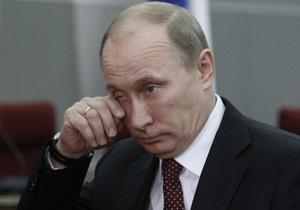 Мировые СМИ заметили сексуальный подтекст в новогоднем поздравлении Путина