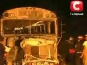 В Гватемале заживо сгорели пассажиры автобуса
