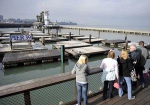 Ученые выяснили причины недавнего ухода всех морских львов из Сан-Франциско