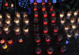 В Польше прошли мероприятия памяти жертв авиакатастрофы под Смоленском