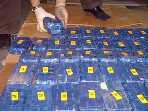 Полиция изъяла в столице Македонии 44 кг героина