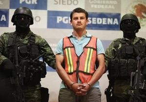 В Мексике арестован лидер банды Рыцари ордена тамплиеров