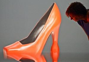 Модный приговор по-музейному: в Лейпциге открылась выставка обуви