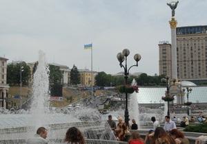 Опрос: Почти половина украинцев не считают свою страну независимой