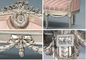 На аукционе в Финляндии продан уникальный мебельный гарнитур семьи Романовых
