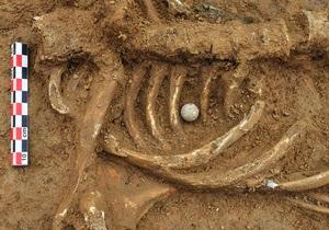 В Мексике археологи обнаружили необычное захоронение