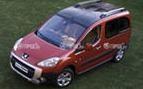 Peugeot Partner Tepee по специальной цене