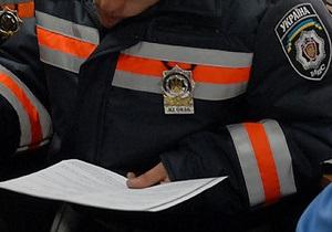 Во Львовской области милиционер сбил мужчину на пешеходном переходе