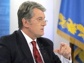 Завтра Ющенко отправляется в Венгрию