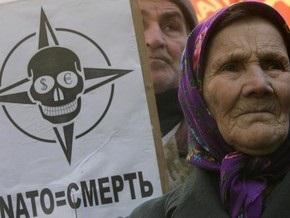 Посольство Украины в РФ сожалеет, что треть россиян не знают о НАТО